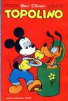 Cover for Topolino (Arnoldo Mondadori Editore, 1949 series) #294