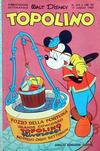Cover for Topolino (Arnoldo Mondadori Editore, 1949 series) #242