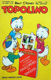 Cover for Topolino (Arnoldo Mondadori Editore, 1949 series) #221