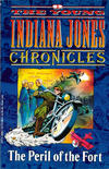 Cover for Young Indiana Jones Chronicles (Disney, 1992 series) #3