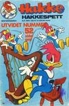 Cover for Hakke Hakkespett (Nordisk Forlag, 1973 series) #5/1976