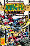 Cover for Kung-Fu magasinet (Interpresse, 1975 series) #62