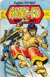 Cover for Kung-Fu magasinet (Interpresse, 1975 series) #65