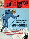 Cover for Fart og tempo (Egmont, 1966 series) #40/1967