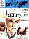 Cover for Fart og tempo (Egmont, 1966 series) #41/1967