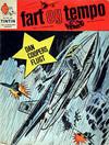 Cover for Fart og tempo (Egmont, 1966 series) #1/1968