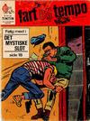 Cover for Fart og tempo (Egmont, 1966 series) #8/1968