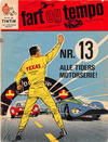 Cover for Fart og tempo (Egmont, 1966 series) #7/1968