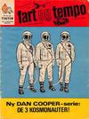 Cover for Fart og tempo (Egmont, 1966 series) #9/1968