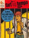 Cover for Fart og tempo (Egmont, 1966 series) #10/1968