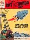 Cover for Fart og tempo (Egmont, 1966 series) #12/1968