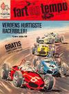 Cover for Fart og tempo (Egmont, 1966 series) #14/1968