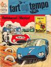 Cover for Fart og tempo (Egmont, 1966 series) #18/1968