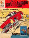 Cover for Fart og tempo (Egmont, 1966 series) #21/1968