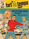 Cover for Fart og tempo (Egmont, 1966 series) #27/1968