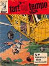 Cover for Fart og tempo (Egmont, 1966 series) #31/1968