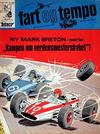 Cover for Fart og tempo (Egmont, 1966 series) #34/1968