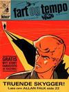 Cover for Fart og tempo (Egmont, 1966 series) #35/1968