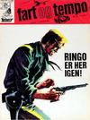Cover for Fart og tempo (Egmont, 1966 series) #40/1968