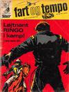Cover for Fart og tempo (Egmont, 1966 series) #42/1968