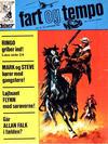 Cover for Fart og tempo (Egmont, 1966 series) #48/1968