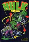 Cover for Hulk Annual (Marvel UK, 1981 ? series) #[1982]