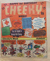 Cover for Cheeky Weekly (IPC, 1977 series) #53