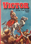 Cover for The Victor Book for Boys (D.C. Thomson, 1965 series) #1980