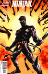 Cover for Ninjak (Valiant Entertainment, 2015 series) #2 [Cover A - Lewis LaRosa]