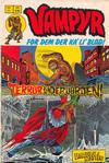 Cover for Vampyr (Interpresse, 1972 series) #11
