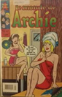 Cover Thumbnail for Le Monde de Archie (Editions Héritage, 1979 series) #97