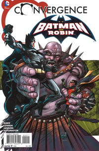 Cover Thumbnail for Convergence Batman and Robin (DC, 2015 series) #2