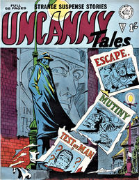 Cover Thumbnail for Uncanny Tales (Alan Class, 1963 series) #2