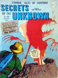 Cover Thumbnail for Secrets of the Unknown (Alan Class, 1962 series) #59