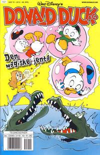 Cover Thumbnail for Donald Duck & Co (Hjemmet / Egmont, 1948 series) #19/2015