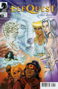 Cover Thumbnail for ElfQuest: The Final Quest (Dark Horse, 2014 series) #8