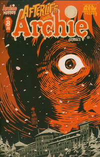 Cover Thumbnail for Afterlife with Archie (Archie, 2013 series) #8 [Francesco Francavilla Standard Cover]