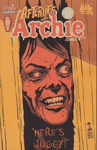 Cover Thumbnail for Afterlife with Archie (Archie, 2013 series) #8 [Francisco Francavilla Variant]
