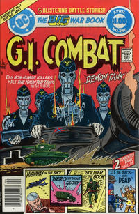 Cover for G.I. Combat (DC, 1957 series) #240 [Direct]
