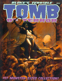 Cover Thumbnail for Bloke's Terrible Tomb of Terror Monster-Sized Collection (Mike Hoffman and Jason Crawley, 2013 series) #1