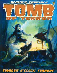 Cover Thumbnail for Bloke's Terrible Tomb of Terror (Mike Hoffman and Jason Crawley, 2011 series) #12