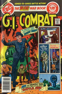 Cover Thumbnail for G.I. Combat (DC, 1957 series) #238 [Newsstand]
