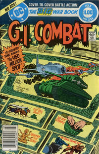 Cover Thumbnail for G.I. Combat (DC, 1957 series) #231 [Newsstand]