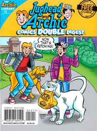 Cover Thumbnail for Jughead and Archie Double Digest (Archie, 2014 series) #12