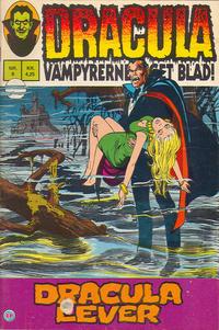 Cover Thumbnail for Dracula (Interpresse, 1972 series) #8