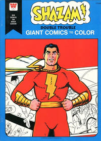 Cover Thumbnail for Shazam! Double Trouble [Giant Comics to Color] (Western, 1975 series) #1715