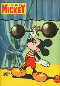 Cover Thumbnail for Le Journal de Mickey (Disney Hachette Presse, 1952 series) #132