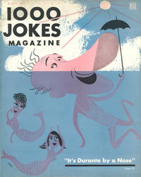 Cover Thumbnail for 1000 Jokes (Dell, 1939 series) #67