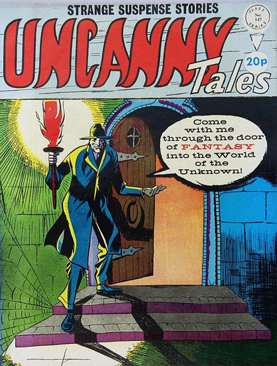 Cover for Uncanny Tales (Alan Class, 1963 series) #147