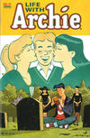 Cover for Life with Archie (Archie, 2010 series) #37 [Cliff Chiang Cover]